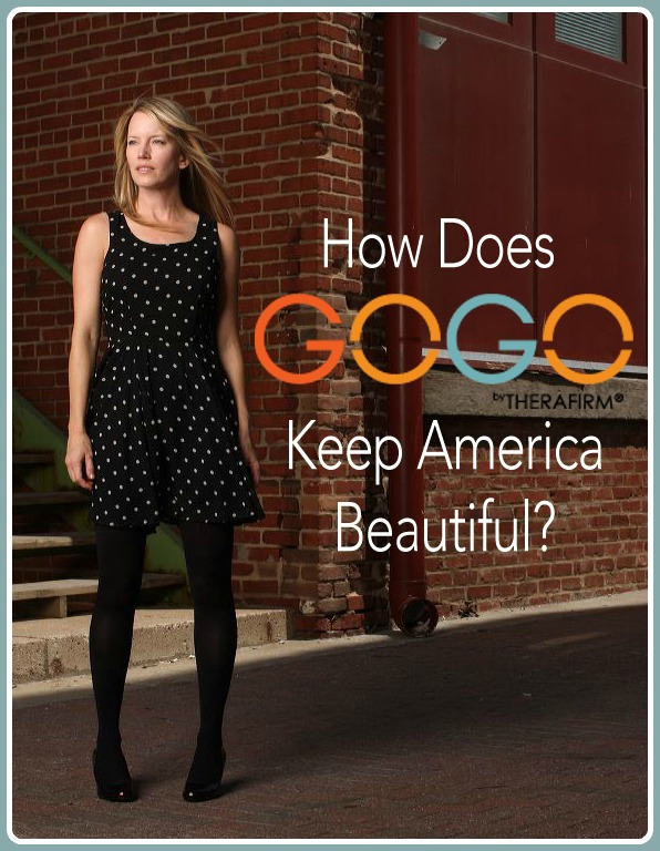 How Does GOGO by Therafirm Keep America Beautiful?